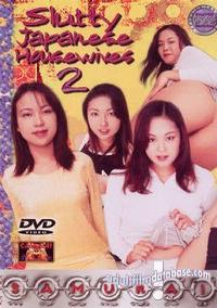 Slutty Japanese Housewives 2 box cover