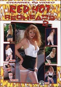 Red Hot Redheads 2 box cover