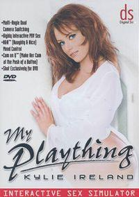 My Plaything - Kylie Ireland box cover