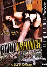 Anal Trainer box cover