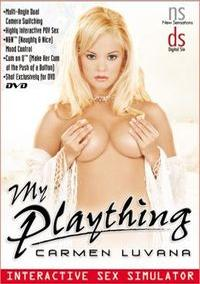 My Plaything - Carmen Luvana box cover