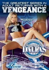 Debbie Does Dallas: The Revenge box cover