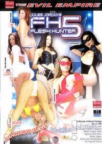 Flesh Hunter 5 box cover