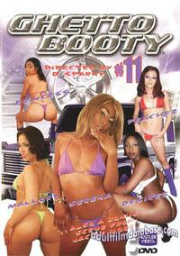 Ghetto Booty 11 DVD VHS Video Image