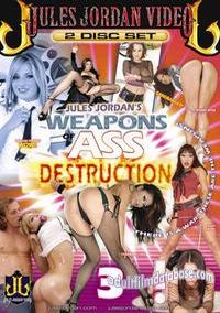 Weapons of Ass Destruction 3 box cover