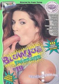 Blowjob Fantasies 19 box cover