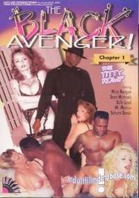 Black Avenger box cover