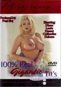 100% Real Gigantic Tits box cover