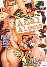 Anal Aliens video