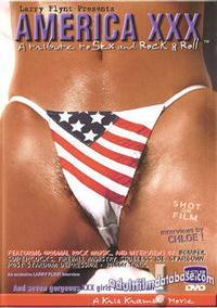 America XXX box cover