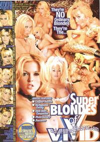 Super Blondes of Vivid video