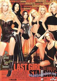 Last Girl Standing box cover