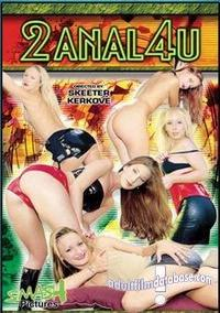 2 Anal 4 U box cover
