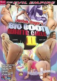 Big Booty White Girls 2 box cover