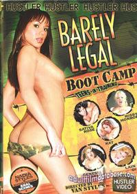 Barely Legal Boot Camp DVD VHS Video Image