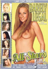 Barely Legal All Stars 5 box cover