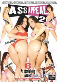 Ass Appeal 2 DVD VHS Video Image