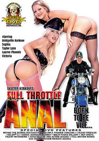 Full Throttle Anal box cover