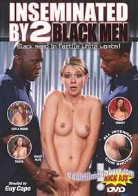 Inseminated By 2 Black Men box cover