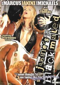Janine's Been Blackmaled DVD VHS Video Image