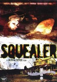 Squealer box cover
