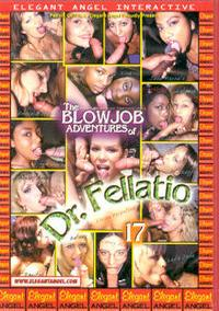 Blowjob Adventures Of Dr. Fellatio 17 box cover