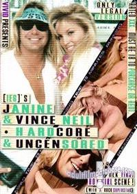 Janine and Vince Neil - Hardcore and Uncensored