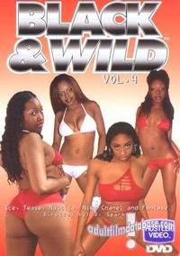 Black and Wild 4 box cover