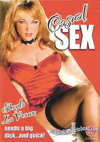 Casual Sex DVD VHS Video Image