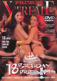 Private Xtreme 3 - 18 Birthday Presents box cover