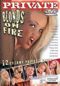 The Best by Private 18 - Blonds on Fire
