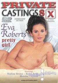 Private Castings X 8 - Eva Roberts box cover