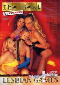 Best by Private 50 - Lesbian Games box cover