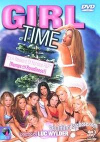 Girl Time box cover