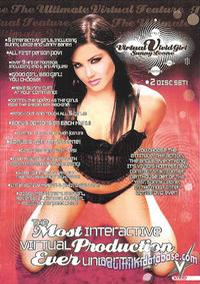 Virtual Vivid Girl - Sunny Leone box cover