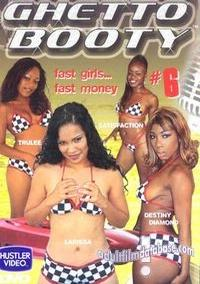 Ghetto Booty 6 box cover