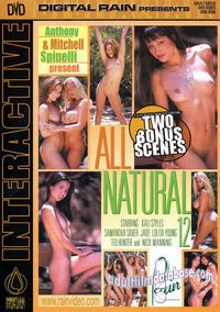 All Natural 12 box cover