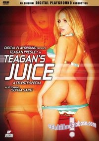 Teagan's Juice DVD VHS Video Image