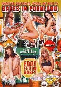 Jewel De'Nyle's Babes in Pornland - Foot Fetish Babes