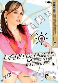 Dana DeArmond Does the Internet DVD VHS Video Image