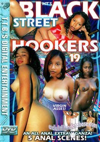Black Street Hookers 19 box cover
