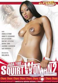 Jada Fire is Squirtwoman 2 box cover