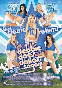 Debbie Does Dallas Again box cover