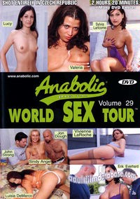 World Sex Tour 29 box cover