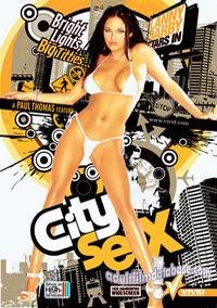 City Sex box cover