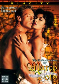 Erotic Adventures Of Marco Polo box cover