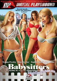 Babysitters box cover