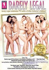 Barely Legal 75 DVD VHS Video Image