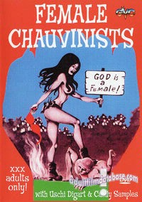 Female Chauvinists box cover