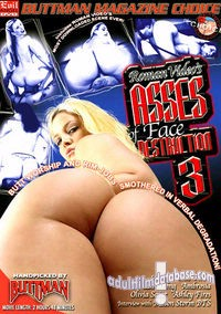 Asses of Face Destruction 3 video